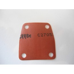 RED FUEL PUMP MEMBRANE