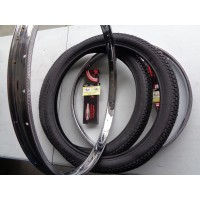 AIR CHAMBER TIRES
