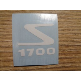 STICKER SOLEX 1700