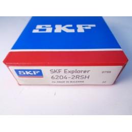 BEARING 6204 - 2RSH SKF...