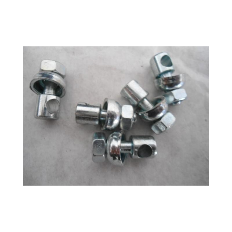 Parafuso suporte haste guarda lamas mobylette - ciclomotores