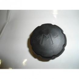 tampa deposito mobylette preta diametro 40 mm