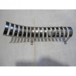 Acessçório de aluminio quadro tubular solex