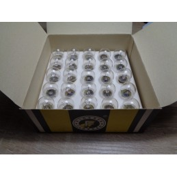 LAMPS 6 V - 6 W BOX OF 25...