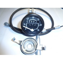 COMPLETE METER FOR MOPEDS