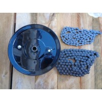 CHAIN / PULLEY